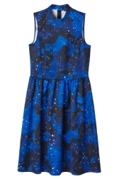 That Galaxy dress from Monki